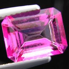 Wonderful 2,25 ct Faint PinkTopaze - Emerald cut - VVS - origin Brazil