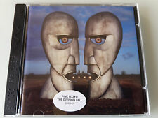 Pink Floyd The Division Bell cd EMI Printed in UK