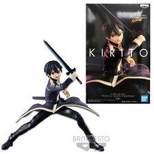Sword Art Online SAO Alicization EXQ Figure Kirito Originale Banpresto