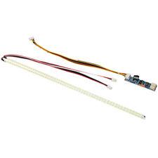 """14.1/"""" 16:9 4:3 290mm LED Backlight Strip Kit,Update 13.3/"""" CCFL Laptop to LED"""