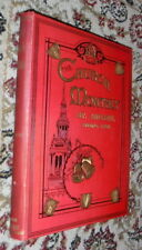 The Church Monthly for Home Reading 1898,VG,HB,1898   R  w