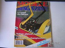 **b Modèle Magazine n°433 Radio Robbe Terratop PCM / La coupe des barons