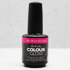Artistic Colour Gloss - MANIC #03064 15 mL/0.5 oz NEON 2011 Soak Off Gel Polish