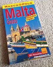 Marco Polo Malta Gozo Reiseführer 12. Auflage Reiseatlas mit Insider-Tipps Insel