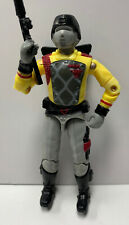 Vintage GI Joe Python Crimson Guard Action Figure V1 1989 ARAB Cobra Complete