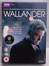 Wallander Complete Series 1-2 uk region 2 DVD 1 2 Kenneth Branagh David Warner
