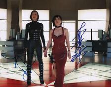 Resident Evil (Milla Jovovich & Li Bingbing) signed 11x14 photo
