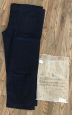 New Scrub Pants By Uniform Works Chef Works Baggy Navy Blue 5xl Unisex D3