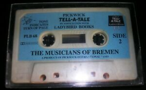 Story Cassette Tape - THE MUSICIANS OF BREMEN
