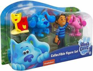 BLUES CLUES & YOU Collectible FIGURE SET