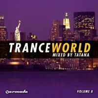 Tatana - Trance World 8 [CD]