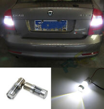 2x 1156 BA15S P21W Canbus Car LED Light Rear Reverse Bulb For Skoda Octavia