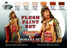 LIFECOLOR FLASH PAINT DIORAMA SET cod.CS13