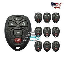 LOT of 10 Remote Start Keyless Entry Key Fob Clicker Transmitter For OUC60270
