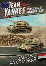 Team Yankee - Iraqi: ZSU-57-2 AA Platoon TQBX03