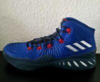 Herren adidas Crazy Explosive 201 blau Basketballschuhe Sportschuhe 50 2/3