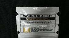 H&H Medical Corporation Combat Occlusive Hydrogel Wound Seal Kit #HHWSK02