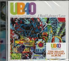 UB40 - A Real Labour Of Love (2018 CD) New & Sealed