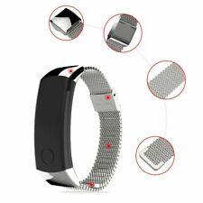 Strap For Honor Band 3 Wristband Smartwatch Band Bracelet Wrist Stainless Casual