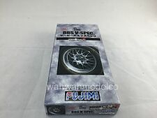 Fujimi TW38 1/24 17inch BBS V-SPEC. Wheel+Tire Set f/Modification Rare fromJapan
