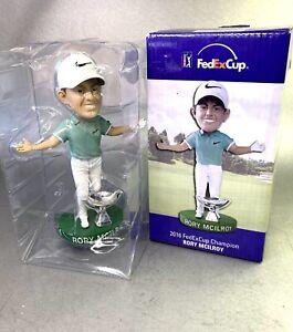 2016 FedEx Cup PGA Tour Champion Rory McIlroy BobbleHead SGA GOLF MEMORABILIA