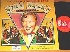"50s ROCK & ROLL 12"" SINGLE - BILL HALEY - SONET 2188 - ""HAIL HAIL ROCK AND ROLL"""