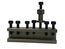 NEW MYFORD PIDDINGTON EXTENDED STANDARD QUICK CHANGE HOLDER Direct From Myford