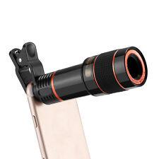 12X Zoom Telescopio macchina fotografica Binocolo Obiettivo Lente per /