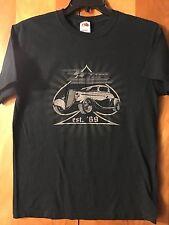 Zz Top- Est. '69- 2008 Tour- Black T-Shirt- Medium
