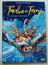 Trolls de Troy Pas de Nöl pour le Père Grommël ARLESTON & MOURIER Soleil 12/2014