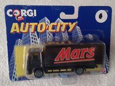 """Corgi Base Auto City Ford Box Truck Mars Candy 4"""" Die Cast Rare R1 Hot Wheels"""