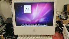 "iMac A1174 20"" Core Duo 2GB RAM 250GB with Keyboard and Mouse OS X 10.6.8"