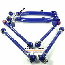 Rear Camber Lateral Control Trailing Arm for Subaru Impreza wrx sti v7 8 9 BLUE