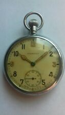 LEONIDAS OLD MILITARY POCKET WATCH