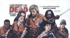 Cryptozoic Walking Dead Comic Series 1 Trading Card Box