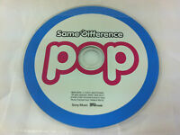 The Same Difference - Pop Music CD Album 2008 - DISC ONLY in Plastic Sleeve