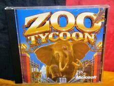 Zoo Tycoon Jewelcase PC CD-ROM