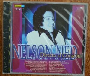 Nelson Ned Directo al Corazon CD New! Sealed! FREE SHIPPING!