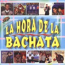 Various Artists : Hora De La Bachata CD