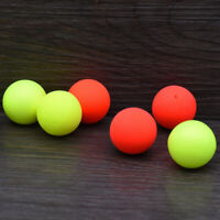 LD_ 100X Fishing Floating Bobbers Drift Ball Eva Foam Indicator Fish Accessory