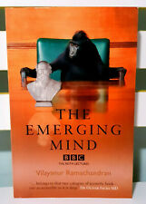 The Emerging Mind! BBC The Reith Lectures Book by Vilayanur Ramachandran!