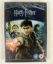 Harry Potter and the Deathly Hallows Part 2 Year 7 DVD Original UK New Sealed