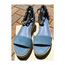 Marc Fisher NWT suede espadrille sandals, 8