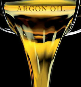 100% Pure Organic ARGAN OIL - Best Acne/Eczema/Psoriasis Treatment - 2 fl oz