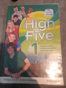 High Five 1 + Cd. 9780194603911