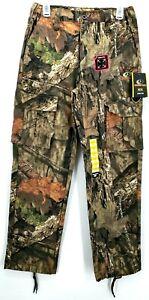 Men's Mossy Oak Break Up Cargo 5 Pocket Camo Pants Size 28/30 Hunting Hiking