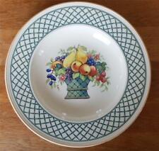 """Plat de Service Creux / Serving Dish Villeroy & Boch """"BASKET"""" 32,5cm Porcelaine"""