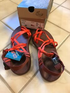 Chaco ZCloud X2 women's sandals 11 Euro 42 Brand New with box