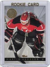 LP~RC~MARTIN BRODEUR 1993-94 Images Four Sport ROOKIE CARD~'93~STANLEY CUP~MARTY