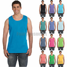 The Struggle was Real Adult Pigment Dye Tank Top